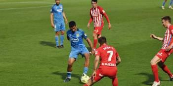 El Fuenla cierra la temporada en el Torres con un nuevo empate