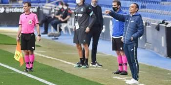 José Luis Oltra hace balance de la temporada del Fuenla