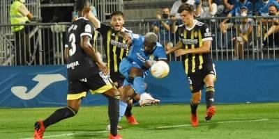 El Fuenla mantiene el maleficio del Estadio Fernando Torres