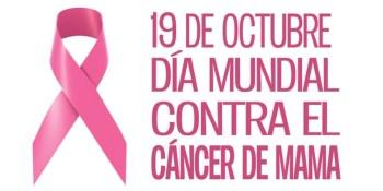 Fuenlabrada conmemora el Día Mundial contra el Cáncer de Mama