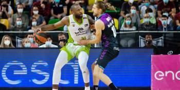 El Urbas Fuenlabrada se mete en un lío al caer ante Bilbao Basket