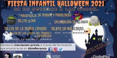 Halloween llega el fin de semana a las calles de Fuenlabrada