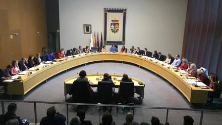 El Pleno aprueba inicialmente las Ordenanzas Fiscales para 2022