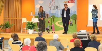 Primera reunión del proyecto Fuenlabrada Ciudad Amigable con las personas mayores