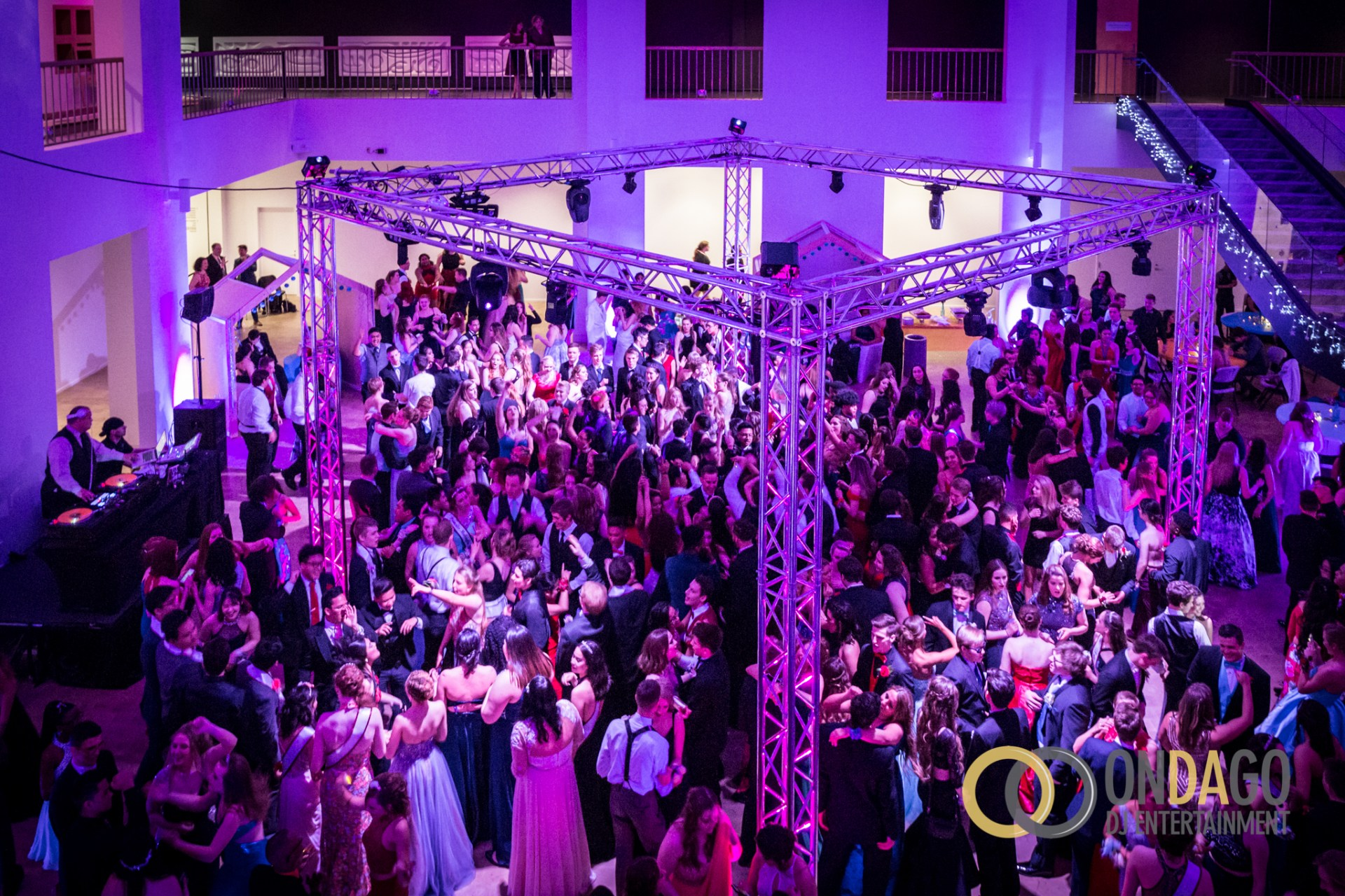 2017 Dimond Prom at Anchorage Museum - Lo Res