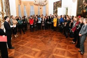 Michele Miglionico - Ambassadors and Journalists[622]