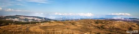 Avigliano-Monte Carmine (PZ) Pale Eoliche