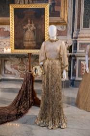 Mostra Alta Moda Michele Miglionico dal titolo Madonne Lucane. Vestiti che profumano d'Incenso.4 ph. Emanuele Taccardi.