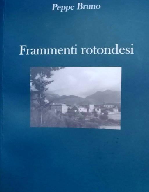 Copertina Frammenti Rotondesi by Peppe Bruno
