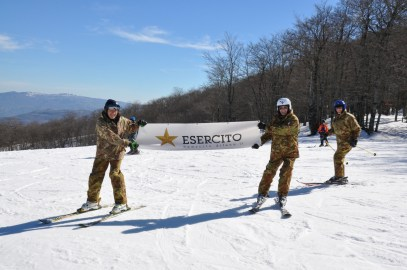 L'Esercito sulle piste da sci