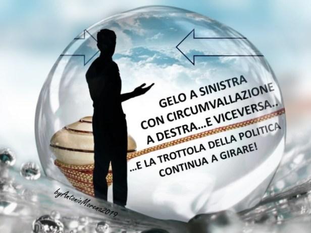 Saluti dal remoto mondo della Lucania 2019