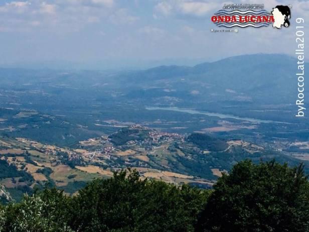 Immagine tratta da repertorio di Onda Lucana®by Rocco Latella 2019 Panorama viggianese