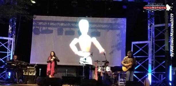 Onda Lucana®by Antonio Morena 2019 Renanera live in San Paolo Albanese Pz