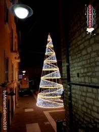 Immagine tratta da repertorio di Onda Lucana®by Miriam Salerno 2019 Potenza feste natalizie.....00.