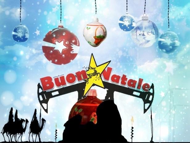 Natale Buono a tutti Voi dalle terre di Petreolia 2019