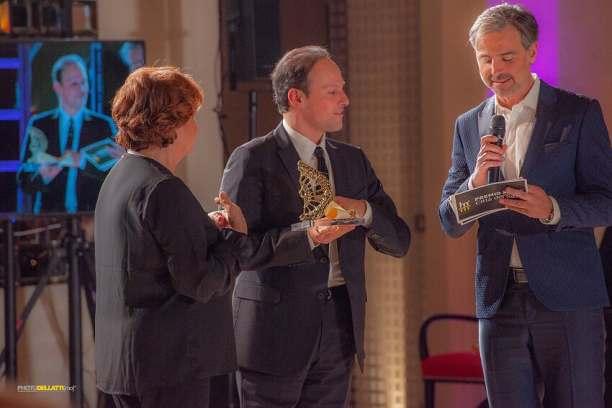 Premiazione Tony di Corcia ph. Enzo Dell'Atti
