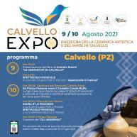 09 10 agosto Calvello (Pz)
