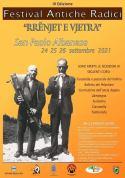 dal 24 al 26 settembre San Paolo Albanese (Pz)