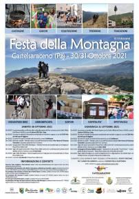 dal 30 al 31 ottobre Castelsaraceno (Pz)