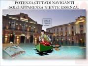 Acqua alta in Potenza