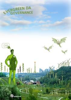 Evergreen governance 2016