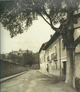 La tasca de las moscas. 1933 Foto J.Cía