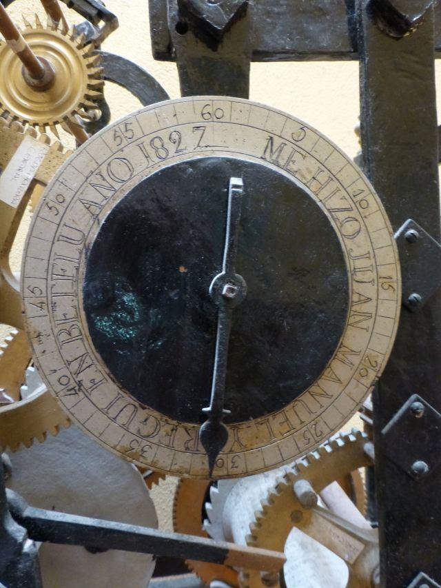 Reloj de Pamplona 1
