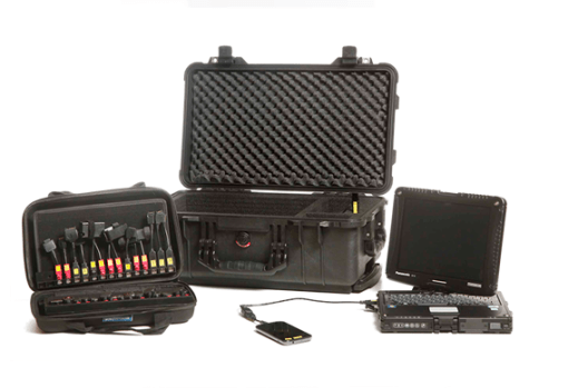 MSAB Field2, portable digital forensic kit