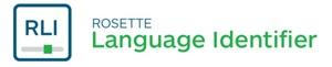 Rosette Language Identifier