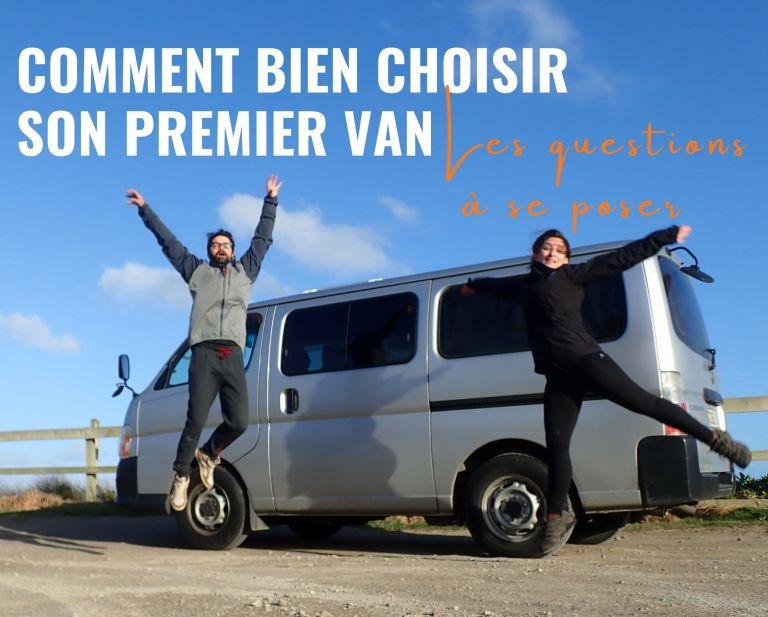 Comment bien choisir son premier van ?