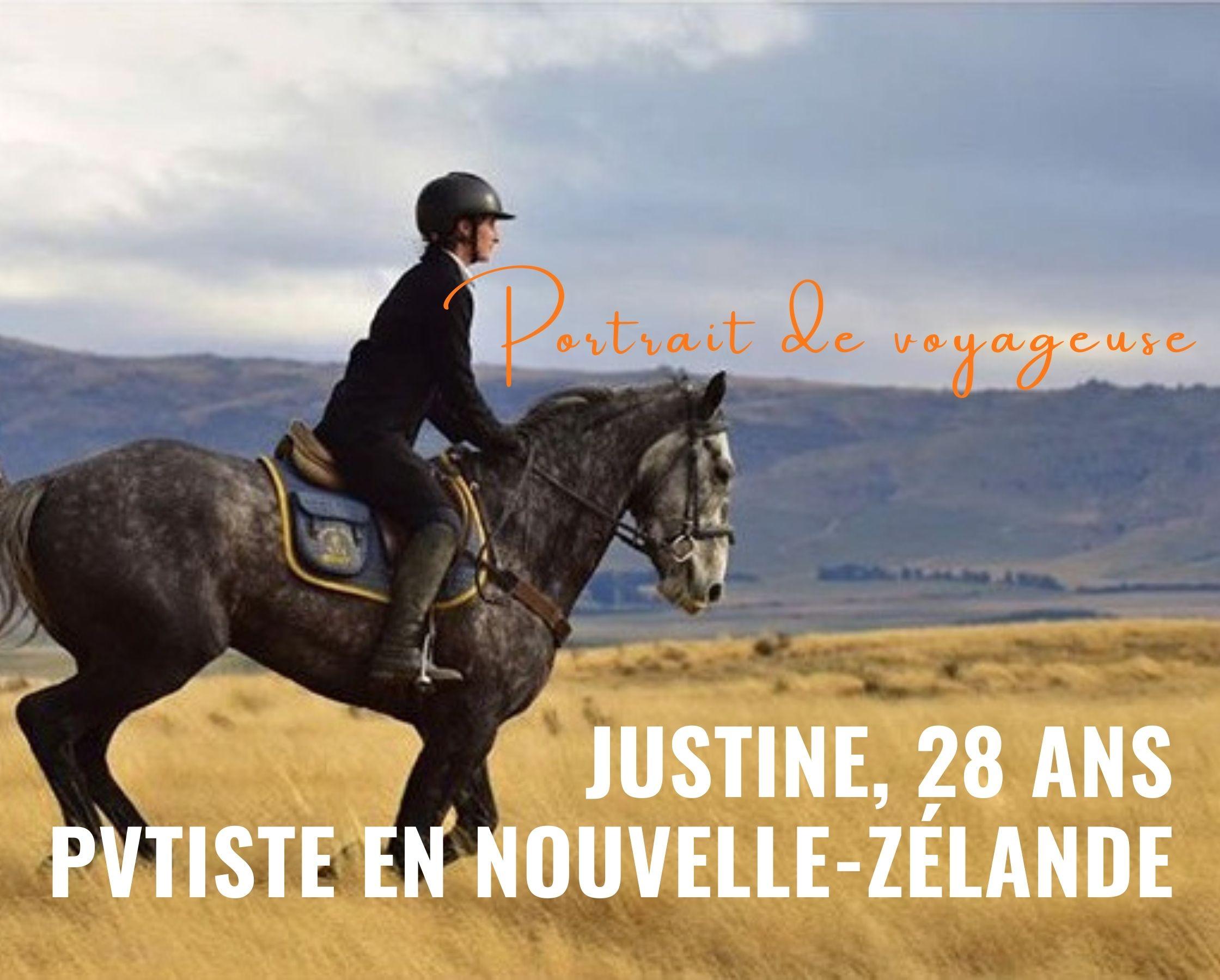 Portrait de voyageuse : Justine, 28 ans, Française – Partie 2
