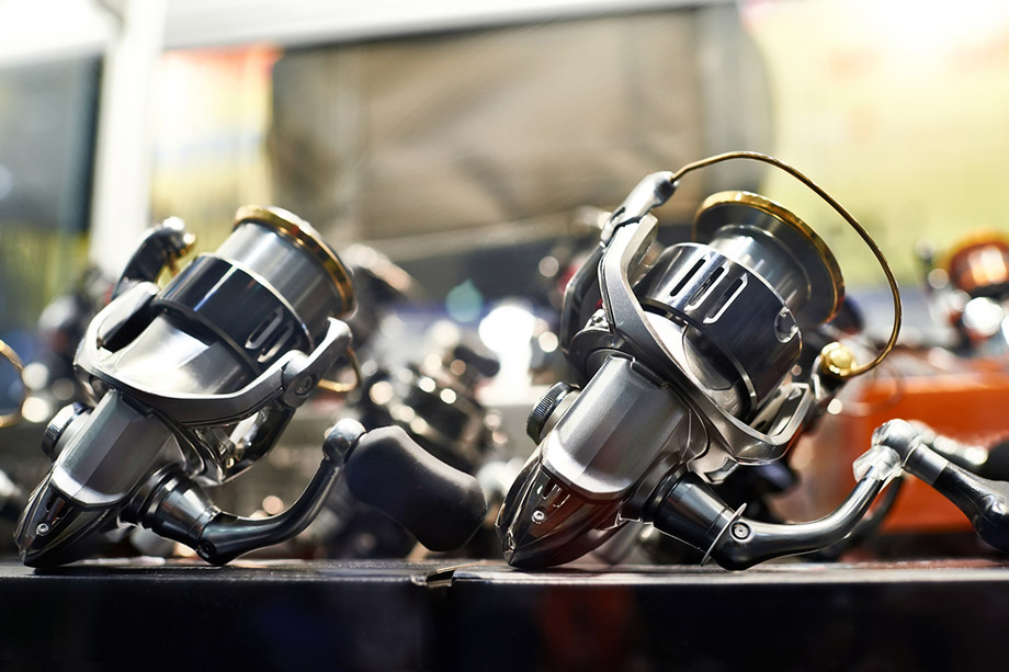 Budget Spinning Reels