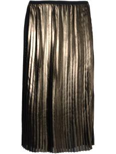 ROBERTO COLLINAmetallic pleated skirt