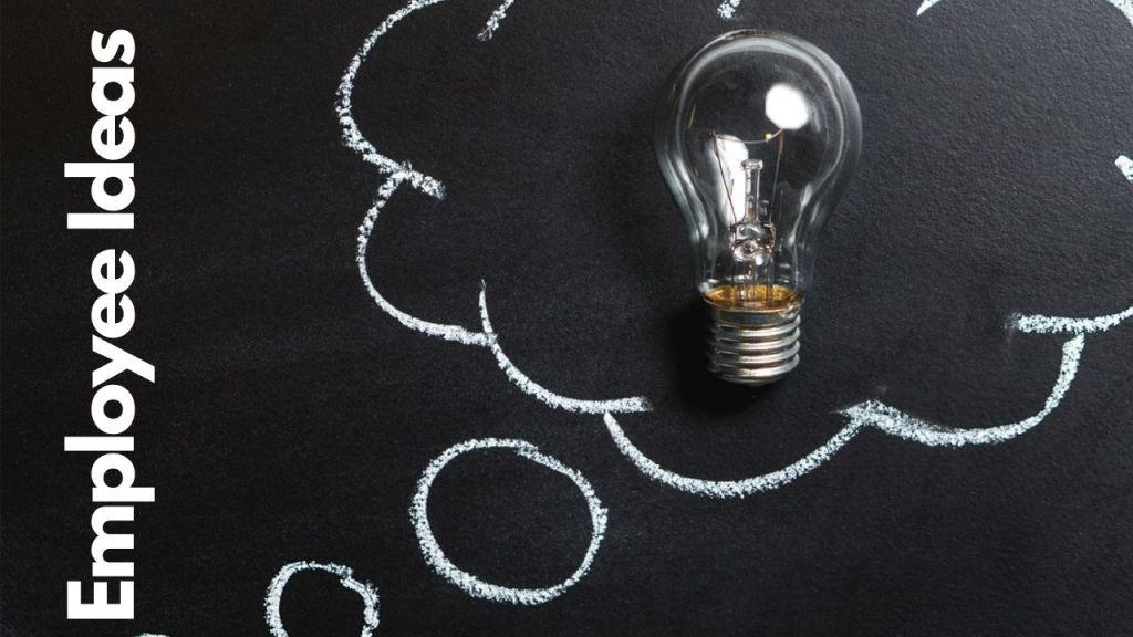 Employee ideas app