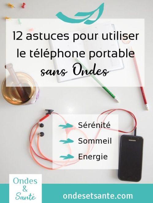 Voici des gestes simples pour améliorer votre sommeil et votre énergie. Découvrez comment vous protéger des ondes émises par votre téléphone portable. Cliquez pour voir l'article  #sommeil #technologie #insomnie #mémoire #fibromyalgie #portable #wifi #onde #danger #santé