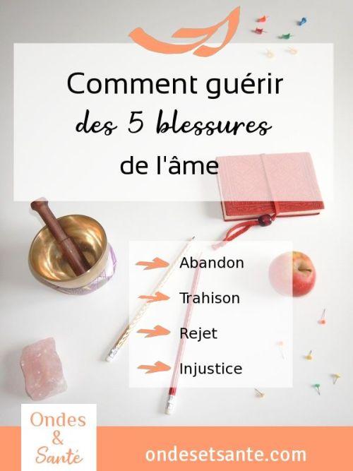 """Libérez-vous de vos 5 blessures de l'âme et de vos comportements répétitifs. Devenez enfin vous-même en découvrant ces masques qui cachent vos blessures, qui vous empêchent d'être vous-même. Lisez l'article complet, résumé du livre de Lise Bourbeau : https://wp.me/panA31-8w Pour aller plus loin, demandez le livre offert """"10 clés d'une vie épanouie"""" #confiance #communication # relation #relaxation #méditation #amour #pleineconscience #transformation #sagesse #motivation"""