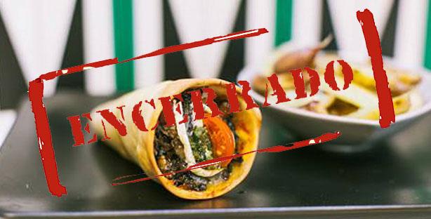 cone a portuguesa - fast food cones principe real lisboa ENCERRADO