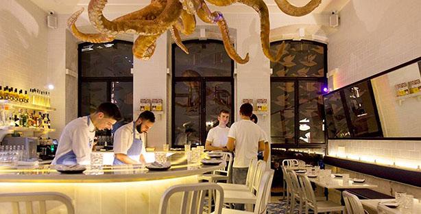 cevicheria restaurante sofisticado chef kiko martins ceviche comida peruana cozinha de autor principe real lisboa