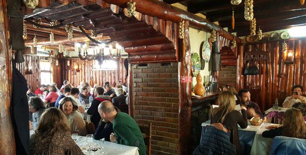 adega do saloio restaurante tradicional sintra