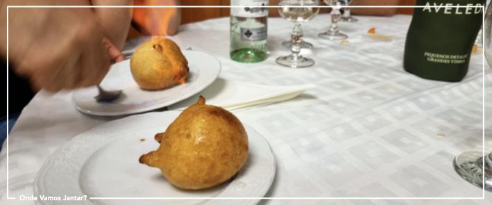 restaurante chinês royal gelado frito