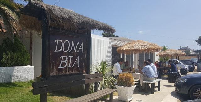dona bia restaurante peixe e marisco praia comporta alentejo
