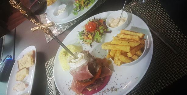 alta burguesia hamburgueria burgers parque das nacoes lisboa burger duplo