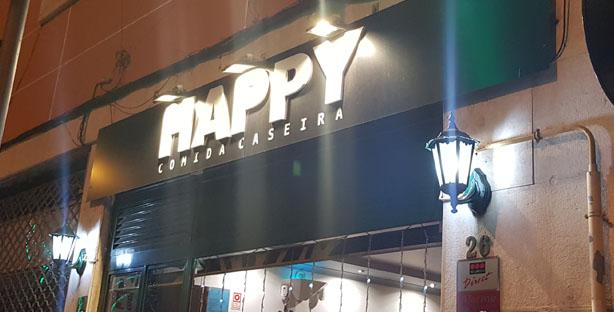 HAPPY COMIDA CASEIRA amadora