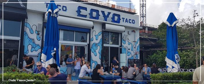 NOVIDADE: Coyo Taco abre em Lisboa. Finalmente!