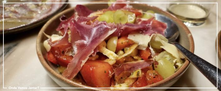 taberna sal grosso salada
