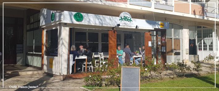 A risca restaurante carcavelos