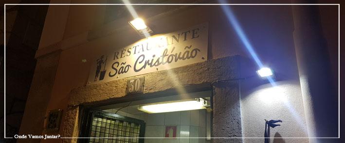 RESTAURANTE SÃO CRISTÓVÃO