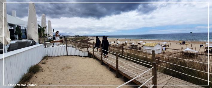 Clássico Beach Bar by Olivier entrada