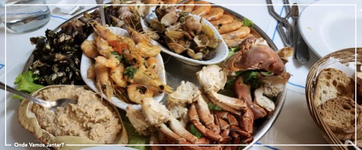 baia do peixe rodizio de marisco e peixe cascais