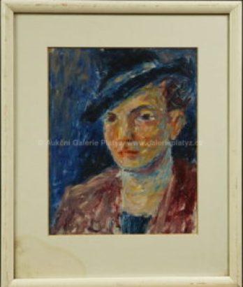 Karol Molnár Portrét